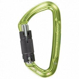 Karabina Climbing Technology Lime WG Barva: zelená