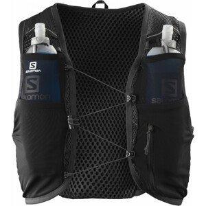 Běžecká vesta Salomon Active Skin 8 Velikost: XL / Barva: černá