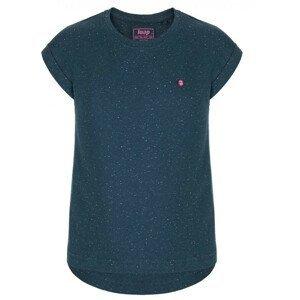 Dětské triko Loap Bubbu Dětská velikost: 158-164 / Barva: modrá