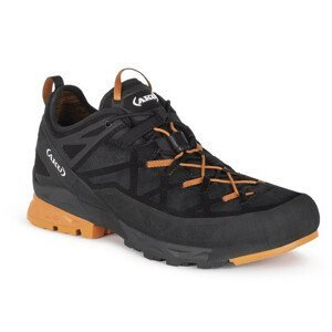 Pánské boty Aku Rock DFS Velikost bot (EU): 44,5 / Barva: černá/oranžová