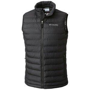 Pánská vesta Columbia Powder Lite™ Vest Velikost: L / Barva: černá