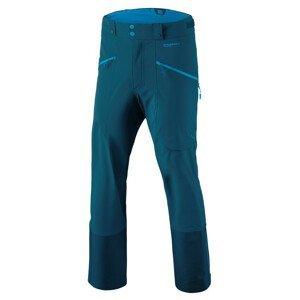 Pánské kalhoty Dynafit Beast Hybrid M Pnt Velikost: XXL / Barva: modrá