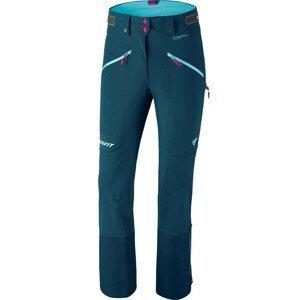 Dámské kalhoty Dynafit Beast Hybrid W Pnt Velikost: S / Barva: modrá