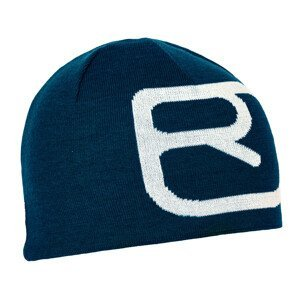 Čepice Ortovox Pro Beanie Barva: tmavě modrá