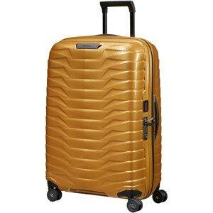Cestovní kufr Samsonite Proxis Spinner 69 Barva: zlatá