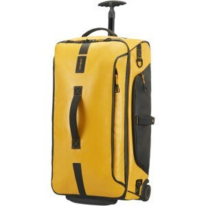 Cestovní taška Samsonite Paradiver Light Duffle W/H 67 Barva: žlutá