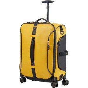 Cestovní kufr Samsonite Paradiver Light Spinner Duffle 55 Barva: žlutá