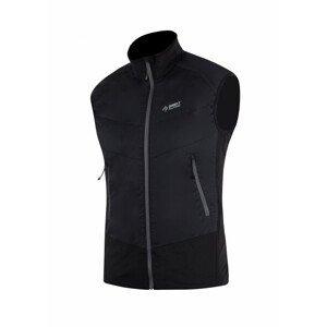 Pánská vesta Direct Alpine Alpha Vest 3.0 Velikost: XXL / Barva: černá