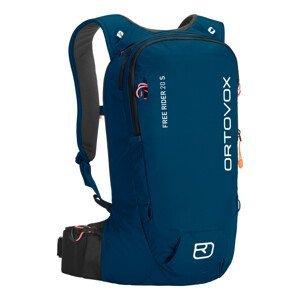 Skialpový batoh Ortovox Free Rider 20 S Barva: modrá