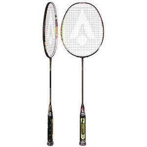 Black Zone Pro badmintonová raketa černá