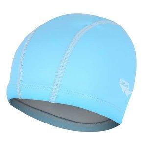 Plavecká čepice SPURT BE02, světle modrá