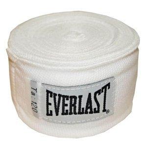 Boxerské bandáže Everlast Pro Style Hand Wraps 300 cm Barva černá