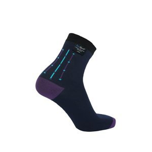 Nepromokavé ponožky DexShell Ultra Flex Barva Navy, Velikost XL
