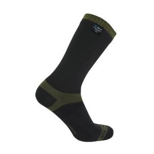 Nepromokavé ponožky DexShell Trekking Barva Olive, Velikost S
