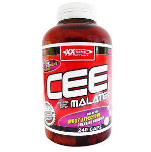 Creatine Ethyl Ester Malate - VÝPRODEJ 120kps.