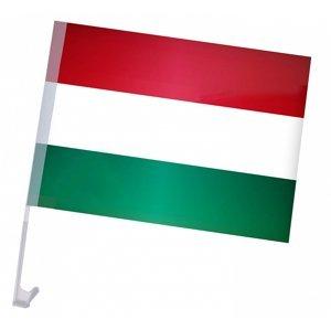 Vlajka na auto Maďarsko