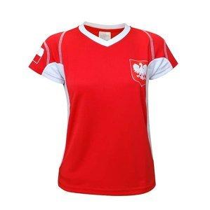 Fotbalový dres Polsko 1 chlapecký Oblečení velikost: 158-164