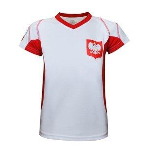 Fotbalový dres Polsko 2 pánský Oblečení velikost: M