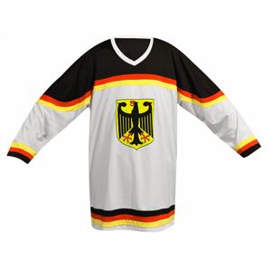Hokejový dres Německo 1 Oblečení velikost: XL