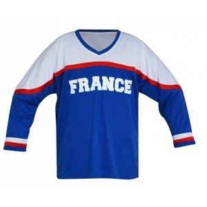 Hokejový dres Francie 1 Oblečení velikost: XL