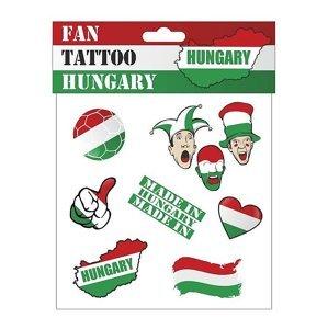 Tetovací obtisky Maďarsko 1