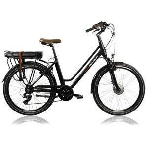 """Městské elektrokolo Devron 26120 26"""" - model 2022 Barva Grey, Velikost rámu 18"""" - servis u zákazníka"""