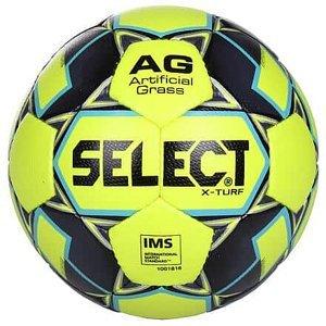 FB X-Turf fotbalový míč žlutá-šedá Velikost míče: č. 5