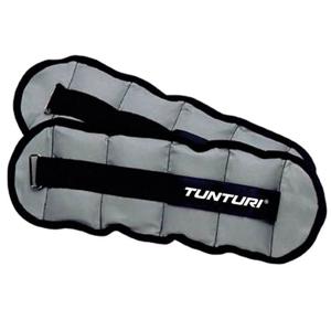 Závaží na zápěstí / kotník TUNTURI neoprén 2 x 1 kg