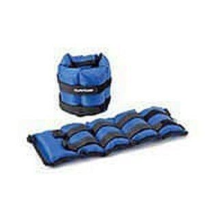 Závaží na zápěstí / kotník nastavitelné 0,5 až 2,25 kg TUNTURI pár