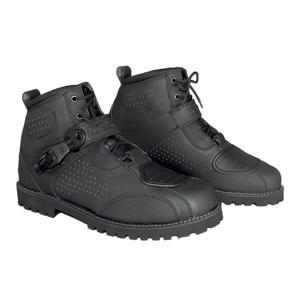Moto boty KORE Icone Barva černá, Velikost 48