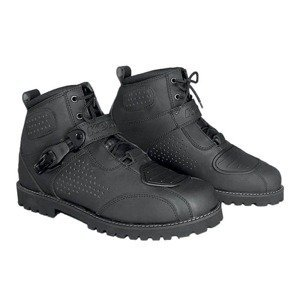 Moto boty KORE Icone Barva černá, Velikost 39
