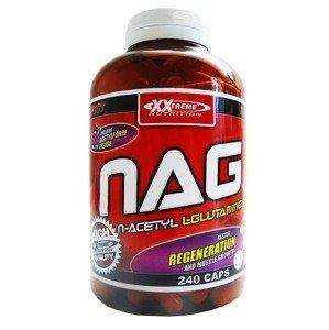 NAG - L-Acetyl L-Glutamine 240kps. 240kps. 240kps.