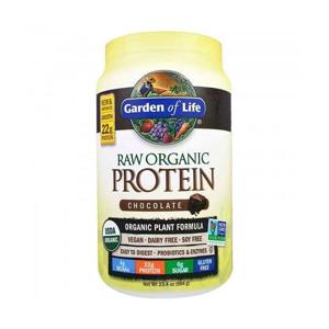 Garden of Life RAW Protein 664 g Čokoláda