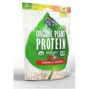 Garden of Life Organic Plant Protein 260 g coffee 244g