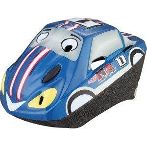 Dětská cyklo helma SULOV CAR, modrá Helma velikost: M