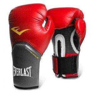 Boxerské rukavice Everlast Pro Style Elite Training Gloves Barva modrá, Velikost XS (8oz)