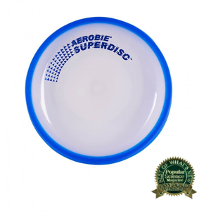 Létající talíř Aerobie SUPERDISC modrý