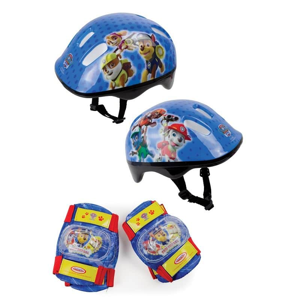 Sada chráničů a helmy Paw Patrol Protection Set 5-dílná