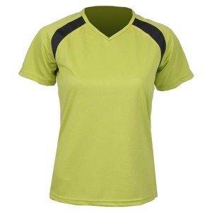 FT-02 dámské triko barva: zelená;velikost oblečení: XL