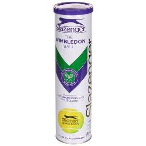 Wimbledon Ultra Vis tenisové míče Balení: 4 ks