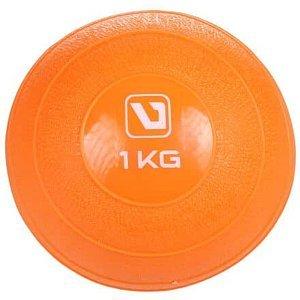 Weight ball míč na cvičení oranžová