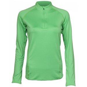 FT-29 dlouhý rukáv dámské triko barva: zelená;velikost oblečení: XL