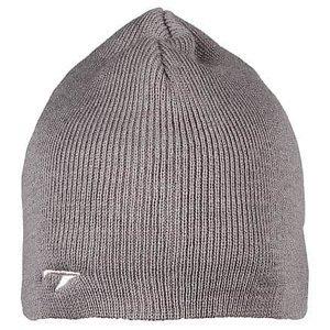 Knitt čepice pletená antracitová
