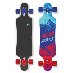 "Longboard Street Surfing FREERIDE 39"" CURVE Higher Faster"