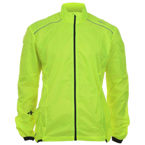 CJ-81 cyklistická bunda barva: žlutá reflexní;velikost oblečení: L