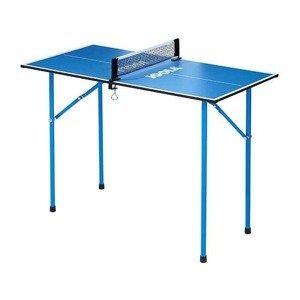 Stůl na stolní tenis Joola Mini 90x45 cm Barva modrá