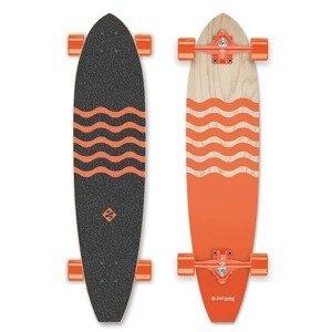 """Longboard Street Surfing CUT KICKTAIL 36"""" Blown Out"""
