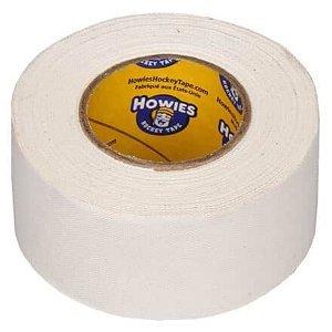 Textilní páska na hokej bílá