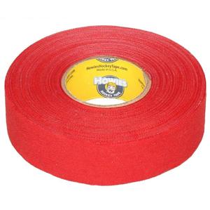 Textilní páska na hokej 23 m x 2,4 cm barva: sv. modrá
