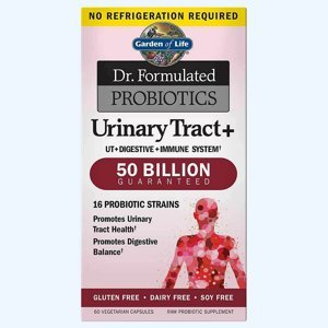 Dr. Formulated Probiotika pro ženy - močové cesty